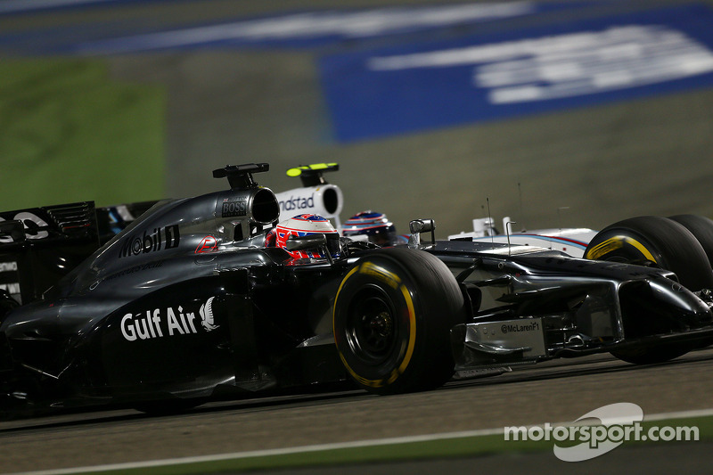 2014 Chinese Grand Prix – McLaren Mercedes preview
