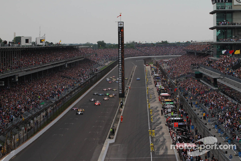 INDYCAR modifies Indianapolis 500 schedule and qualifying format
