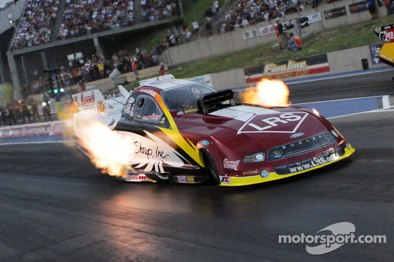 Funny car's Tim Wilkerson ready to end streak with victory at Royal Purple Raceway