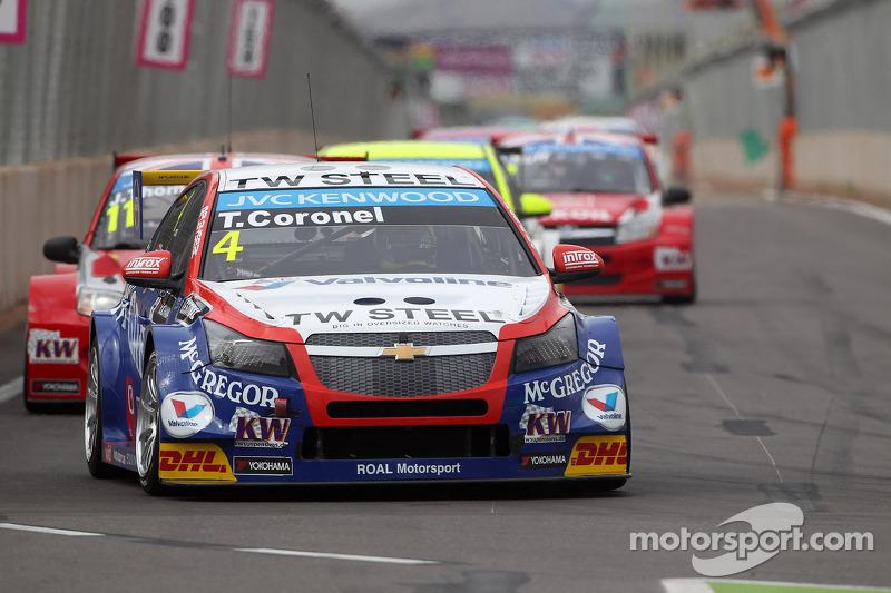 Tom Coronel will definitely not race at Paul Ricard - crash video