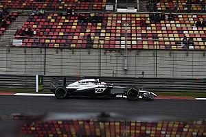 Formula 1 Qualifying report Both McLarens stuck in Q2 at China