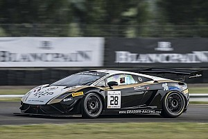 Blancpain Sprint Qualifying report Jeroen Bleekemolen takes pole for Qualifying Race in Nogaro