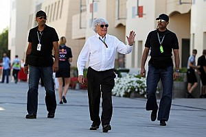 Formula 1 Breaking news Prospects 'not good' as Ecclestone trial begins
