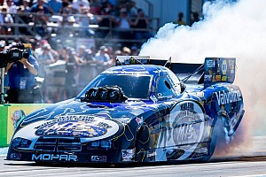 NHRA Preview Don Schumacher Racing Funny Car team gets set for Houston