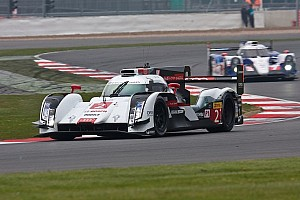 WEC Race report Benoit Treluyer at Silverstone: A shot in the dark