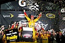 Logano steals win in wild NASCAR Sprint Cup race at Richmond