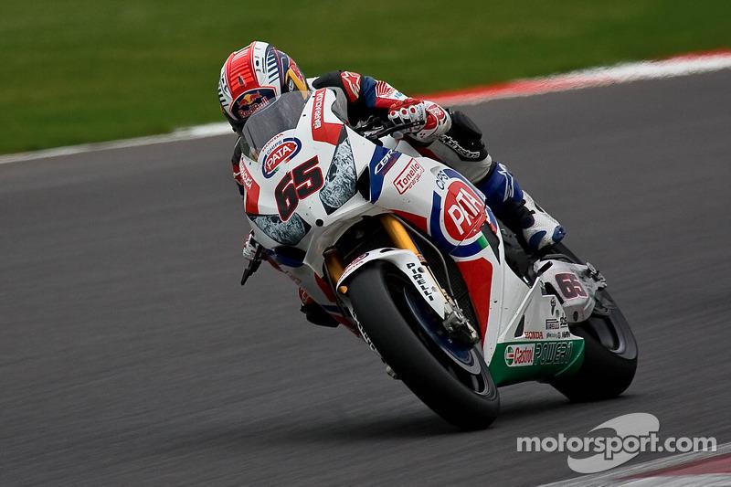 World Superbike: Jonathan Rea takes race two