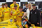 Andretti Autosport hopes to ride Barber momentum into Month of May