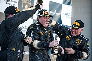 IMSA Preview Al Carter ready to tackle TUSC, CTSCC, and Blancpain Super Trofeo this weekend