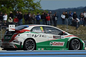WTCC Monteiro aiming for another podium in Hungary