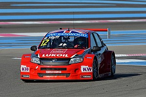 WTCC Preview LADA Sport determined to continue upward trend in Race of Hungary