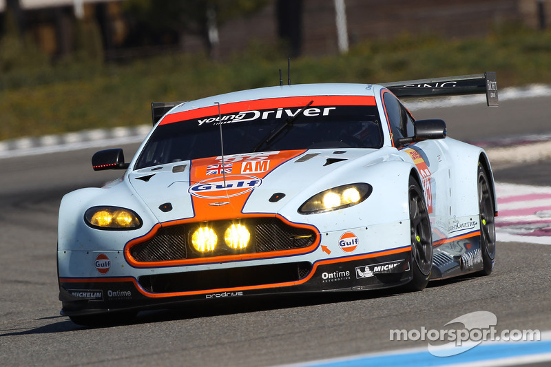 """Kiwi"" joins Danish Dynamite: Stanaway to race for Young Driver AMR"