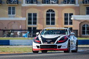 IMSA Others Qualifying report Doran Racing's Nissans to start tenth and 14th in very tight field at Laguna Seca