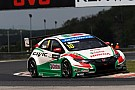 Honda Civics set top 5 times for Hungaroring WTCC thriller