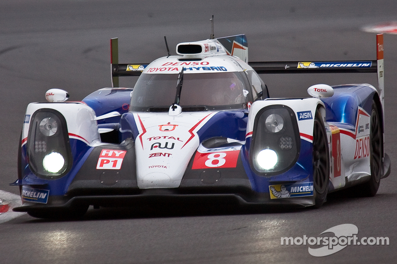 Toyota Racing victorious at Spa