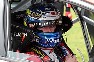 BTCC Race report Shedden secures sensational victory in Race 2 at Thruxton