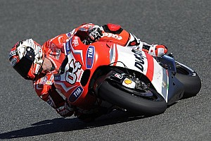 MotoGP Race report Spanish GP: Superb performance from Dovizioso, fifth at the flag