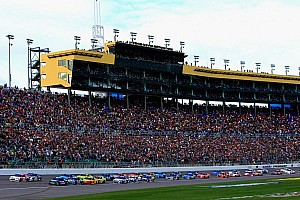 NASCAR Cup Analysis For proven Kansas winners, something's gotta give