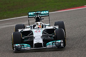 Formula 1 Practice report Hamilton fastest in opening practices in Spain