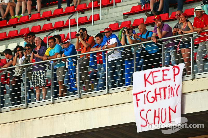 Schumacher still at Grenoble hospital - report