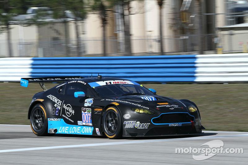 TRG-AMR driver James Davison to enter 2014 Indianapolis 500