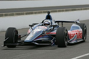 IndyCar Practice report Rahal and Servia make progress during second day of Indy 500 practice