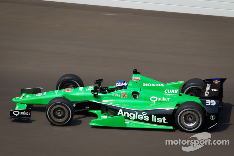 Clauson will return to Indy in 2015