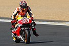 Marquez secures dream fifth consecutive MotoGP pole position in typical style at Le Mans