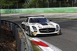 Blancpain Endurance Preview Primat keen to exploit Mercedes' potential at Silverstone