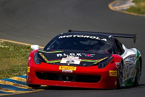 Ferrari Race report Perez and Ruud win Race 2 at Laguna Seca