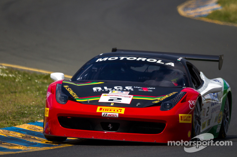 Perez and Ruud win Race 2 at Laguna Seca