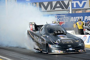 NHRA Race report DeJoria sees the highs and lows at Atlanta