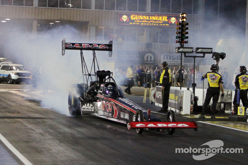 Torrence riding high as Top Fuel tour moves to Topeka