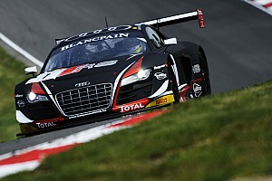 Blancpain Endurance Preview Belgian Audi Club Team WRT switches into an endurance mode at Silverstone