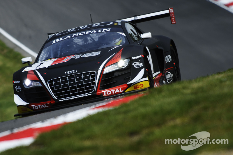 Belgian Audi Club Team WRT switches into an endurance mode at Silverstone
