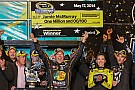 Jamie McMurray won the All-Star Race, but son Carter got the prize