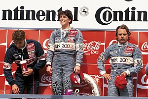 DTM Special feature 30 years of DTM: Ellen Lohr the only woman on the very top
