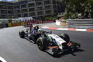 Formula 1 Qualifying report Sahara Force India's Perez is top ten for start the Monaco GP