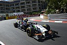 Sahara Force India's Perez is top ten for start the Monaco GP