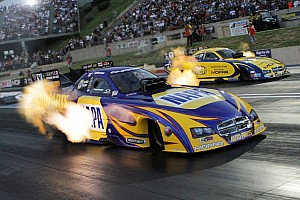 NHRA Preview Can he do it again? Capps ready to make more 10,000-horsepower history at NHRA Summernationals