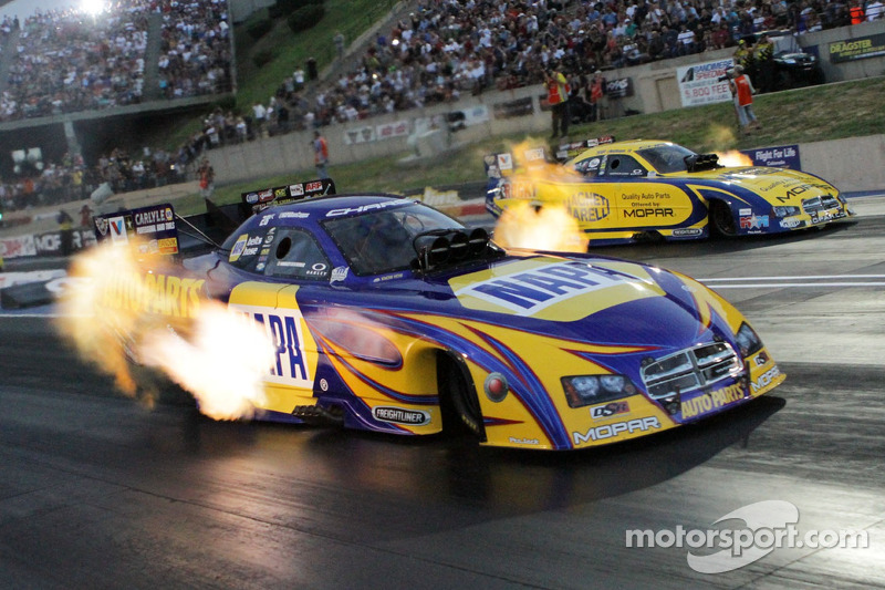 Can he do it again? Capps ready to make more 10,000-horsepower history at NHRA Summernationals