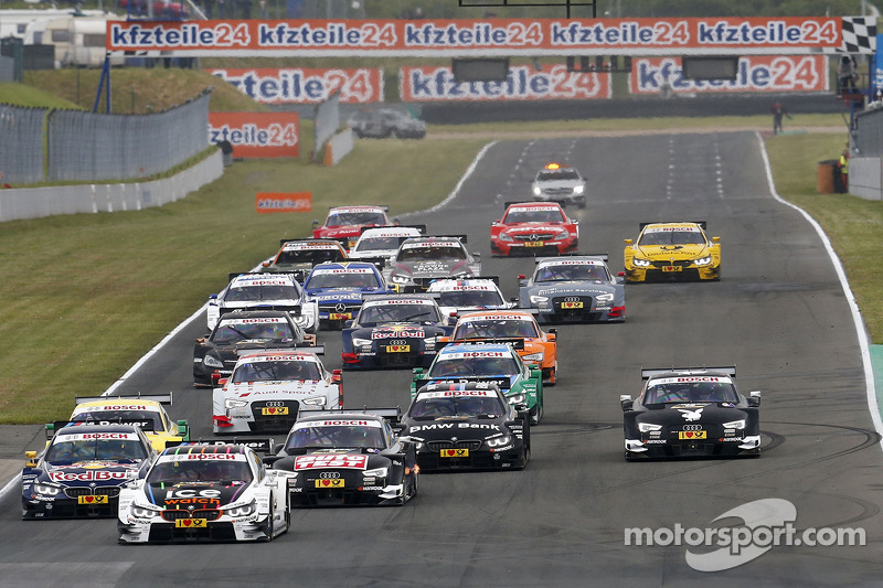 New TV partner: DTM in America covered by CBS Sports