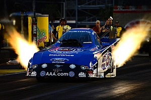 NHRA Preview John Force Racing ready to roll into Englishtown
