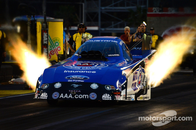 John Force Racing ready to roll into Englishtown