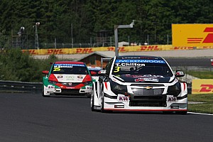 WTCC Breaking news 20 extra kilos for Honda and Chevy