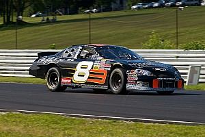 NASCAR XFINITY Preview NASCAR Nationwide Series driver Jeffrey Earnhardt races for the Austin Hatcher Foundation