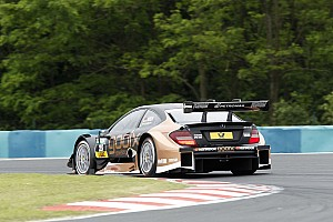 DTM Qualifying report Pascal Wehrlein to start from grid position 16th at Hungaroring