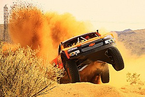 Score Qualifying report Robby Gordon the fast qualifier for Baja 500
