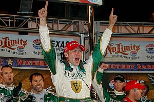 IndyCar Race report Ed Carpenter victorious in Texas