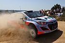 Hyundai Rally Team builds its confidence as Rally Italia Sardegna ends